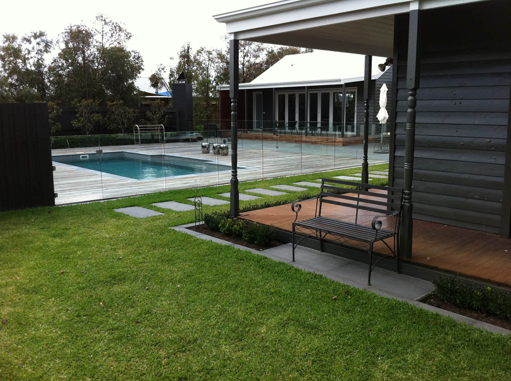 Outdoor Pavers Geelong : Landscape concreting paving geelong ausscapes